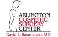 Arlington Cosmetic - logo designed by J.David Lopez