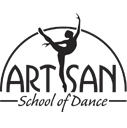 Artisan Dance - logo designed by J.David Lopez