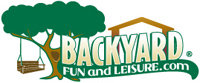 Backyard Fun - logo designed by J.David Lopez