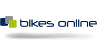 Bikes Online - logo designed by J.David Lopez