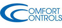 Comfort Controls - logo designed by J.David Lopez