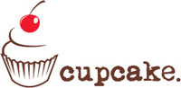 Cupcake - logo designed by J.David Lopez
