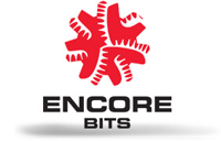 Encore Bits - logo designed by J.David Lopez