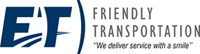 Friendly Transportation - logo designed by J.David Lopez