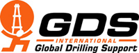 Global Drilling Support - logo designed by J.David Lopez