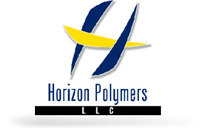 Horizon Polymers - logo designed by J.David Lopez