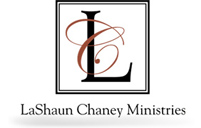LaShaun Chaney - logo designed by J.David Lopez