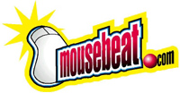 Mousebeat - logo designed by J.David Lopez