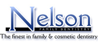 Nelson Dental - logo designed by J.David Lopez