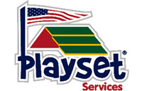 Playset Services - logo designed by J.David Lopez
