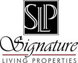 SLP Signature - logo designed by J.David Lopez