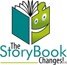 Storybook Changes - logo designed by J.David Lopez