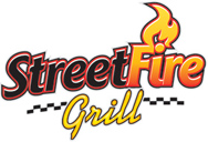 StreetFire Grill - logo designed by J.David Lopez