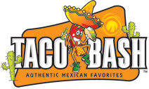 Taco Bash - logo designed by J.David Lopez