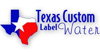 Texas Lable Water - logo designed by J.David Lopez