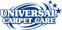 Universal Carpet - logo designed by J.David Lopez