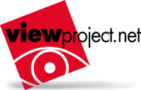 viewproject - logo designed by J.David Lopez