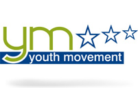 Youth Movement - logo designed by J.David Lopez