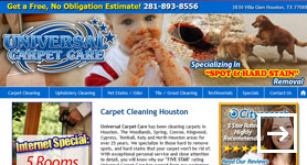 Universal Carpet Care